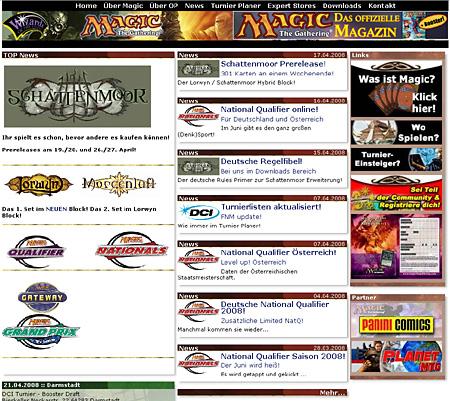 Freizeitspieler Magic